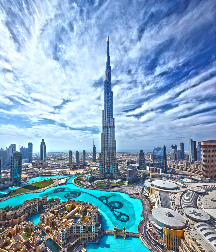 3 Most Places Visited In Dubai