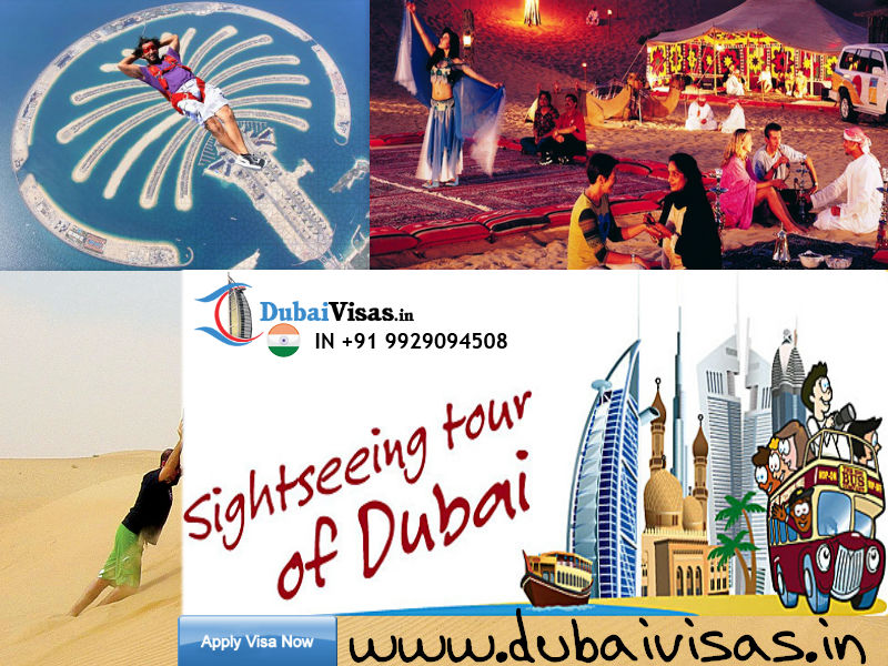 Dubai Tourist Destinations