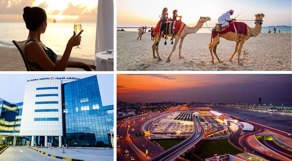 a trip to dubai Discover where to eat, stay and play on your next trip to dubai's awe-inspiring desert metropolis.